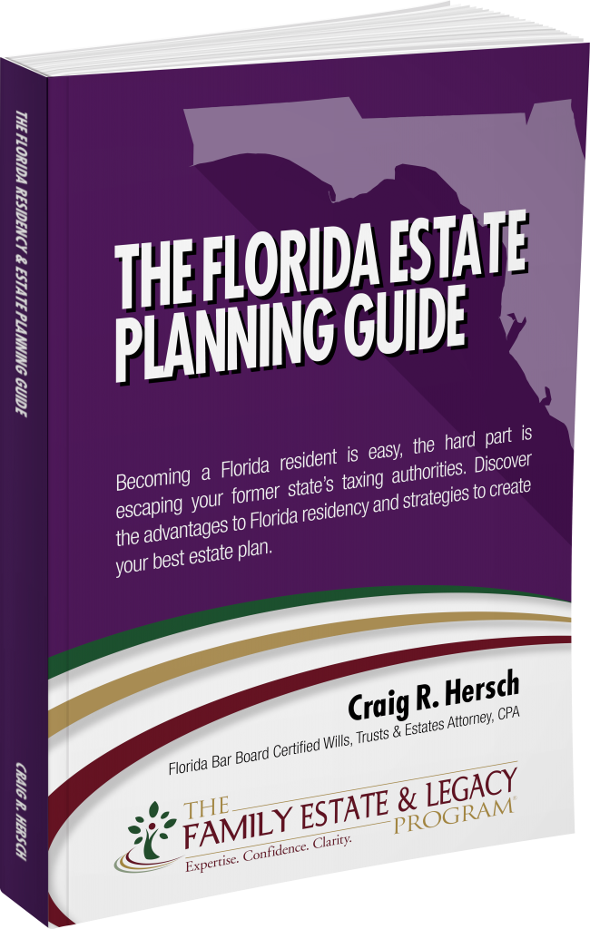 The Florida Estate Planning Guide